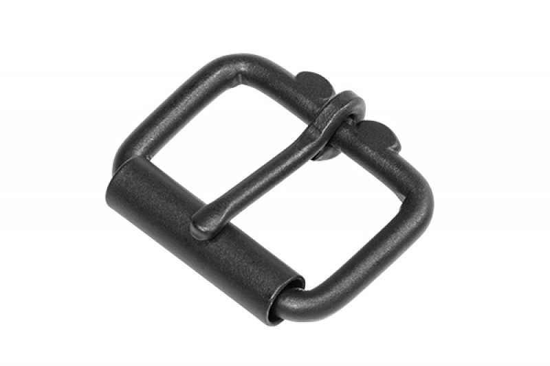belt buckle black