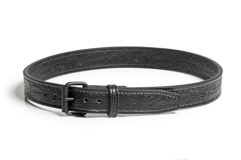 best cowboy belt floral embossed