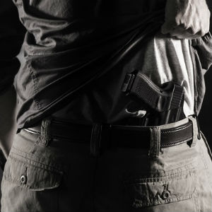 how to conceal carry