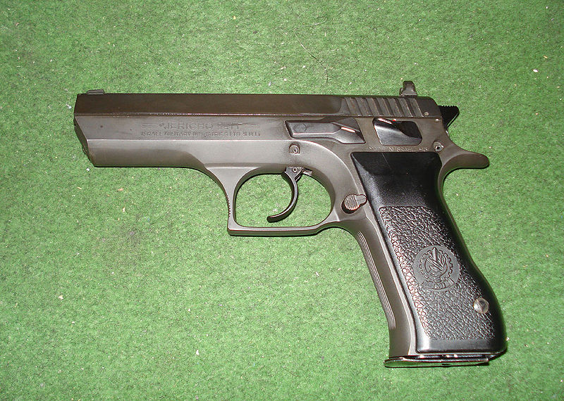 baby eagle service pistol