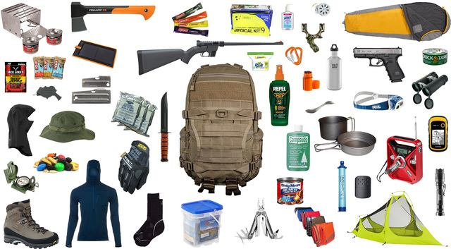 have your bug out bag ready