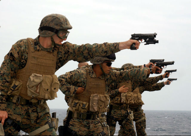 a8aa8aba3a How the U.S. Military Chooses Standard Issue Sidearms