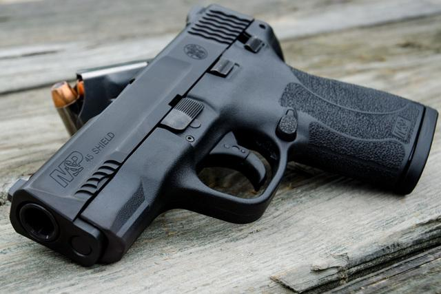 The S&W M&P 2.0 series
