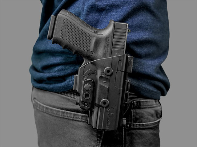 Open carrying