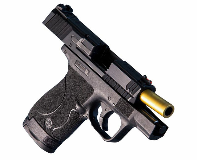 The M&P shield is a good CCW, but can you do better?