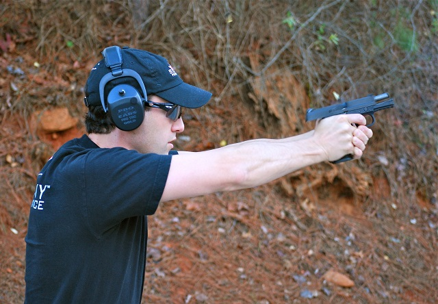 What makes a handgun accurate?