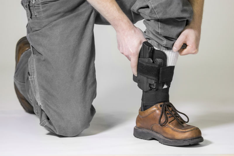 The Good The Bad And The Ugly Of Ankle Holsters For