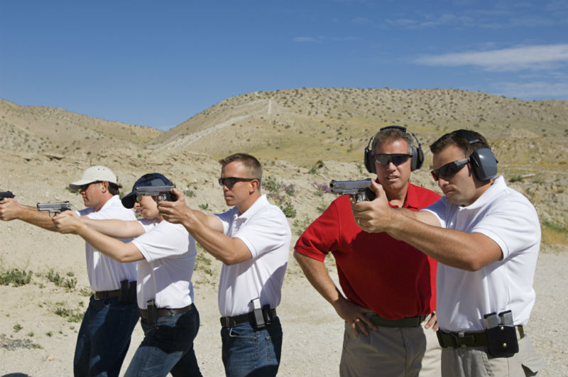 benefits of taking concealed carry class