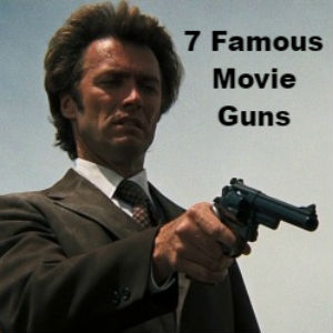 famous guns in movies