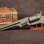 The wonderful world of black powder revolvers