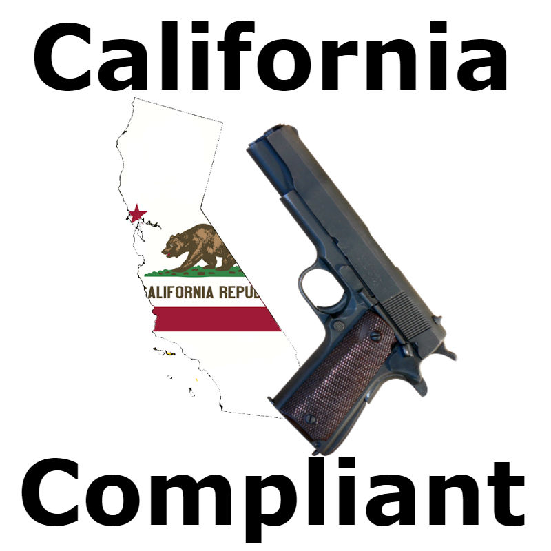 California Compliant Guns   While There Are Any | Gun Belts Blog