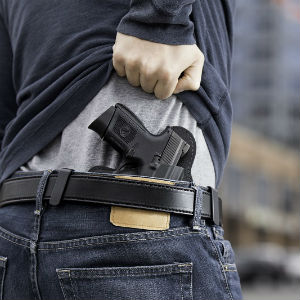 concealed carry back pain