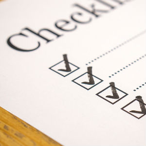 concealed carry checklist