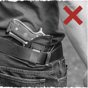 concealed carry mistakes to avoid