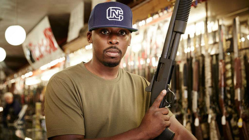 colion noir channel