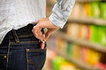 how to handle a shoplifter as a concealed carrier