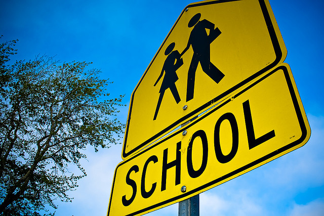 Carrying Concealed in a School Zone