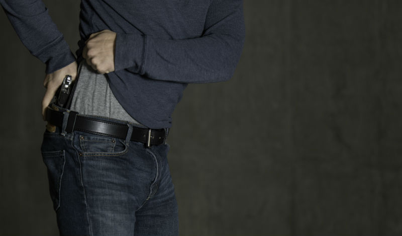 defensive concealed carry