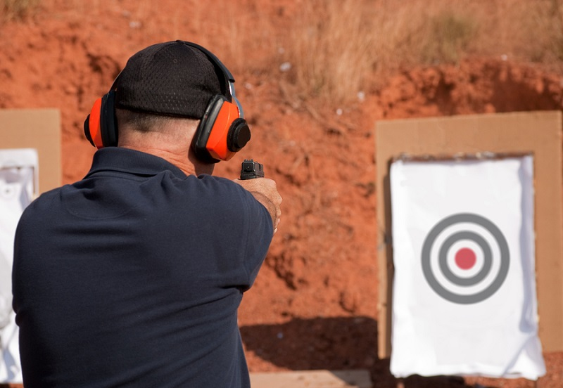 ear protection for shooting guns