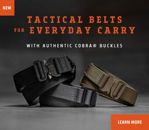 best deal on quality tactical gun belts
