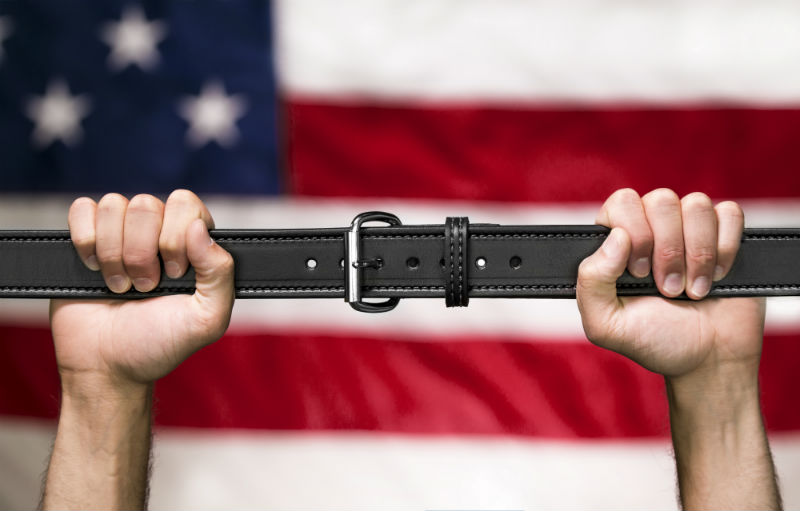 gun belt for fathers day