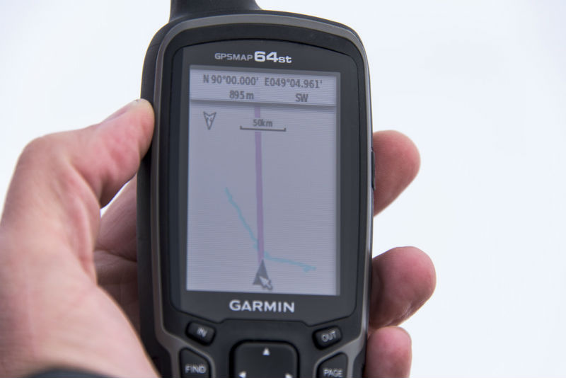 portable gps as fathers day gift