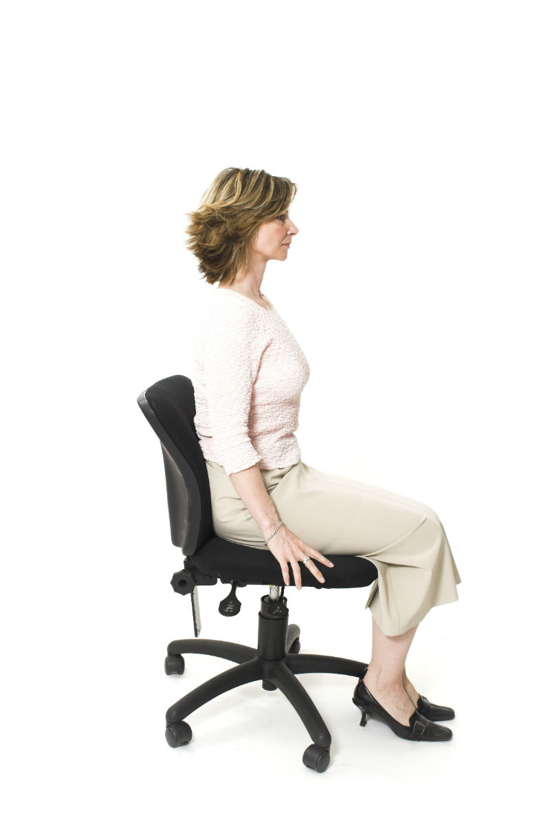 posture while concealed carrying