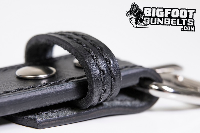 single prong is fine for an everday carry belt