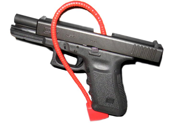 lock for gun