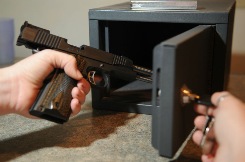 gun storage and safety laws
