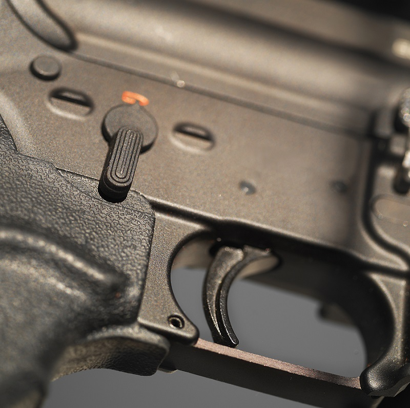 manual safety for handguns