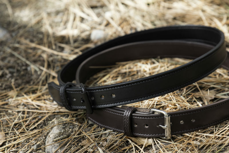 good leather gun belts