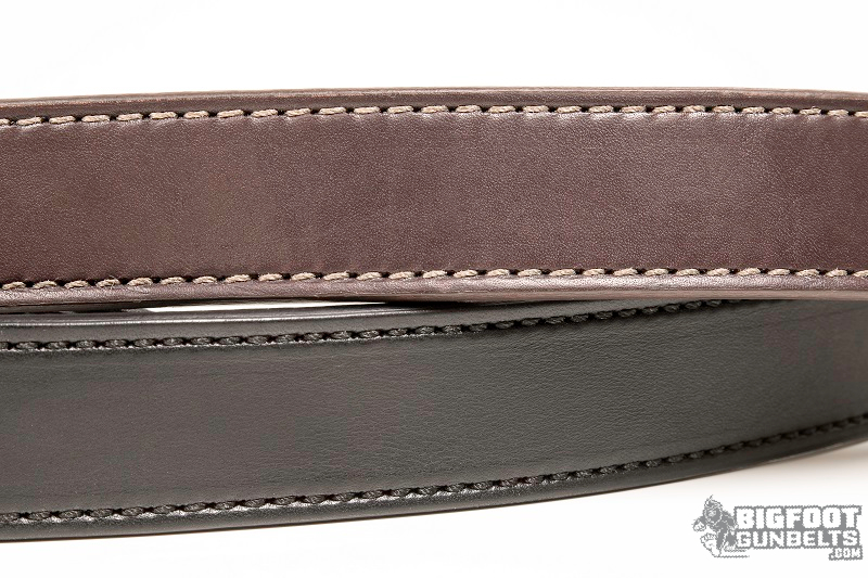bridle leather gun belts