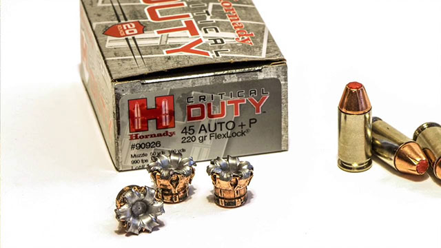 Bigfoot's guide to Hornady Critical Defense and Critical Duty Ammo