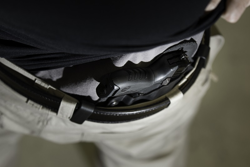 gun holster retention levels