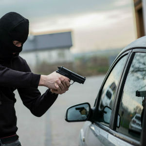 handling a car jacking situation