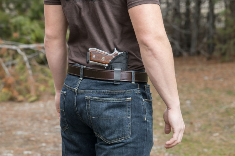 open carry iwb