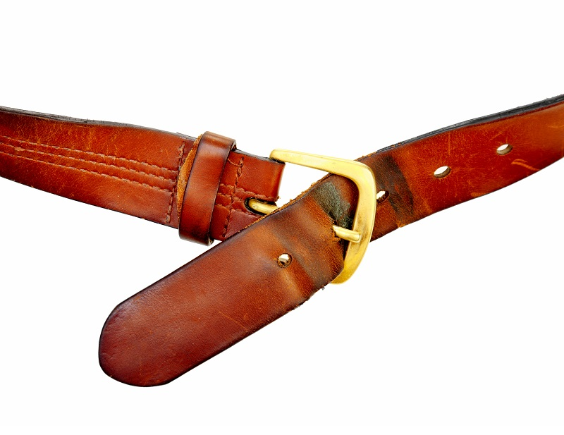 leather gun belt grades