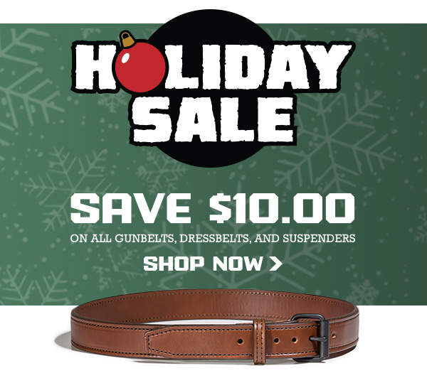 best deal on quality gun belts
