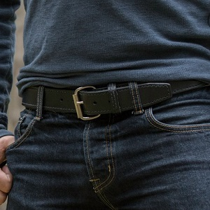 leather gun belt lifetime