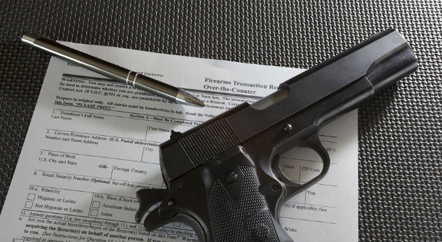 how modern gun background checks work