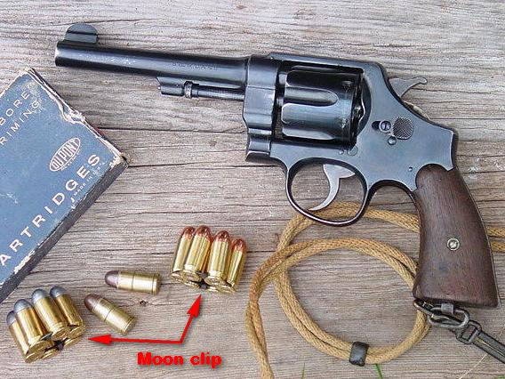 revolver moonclips