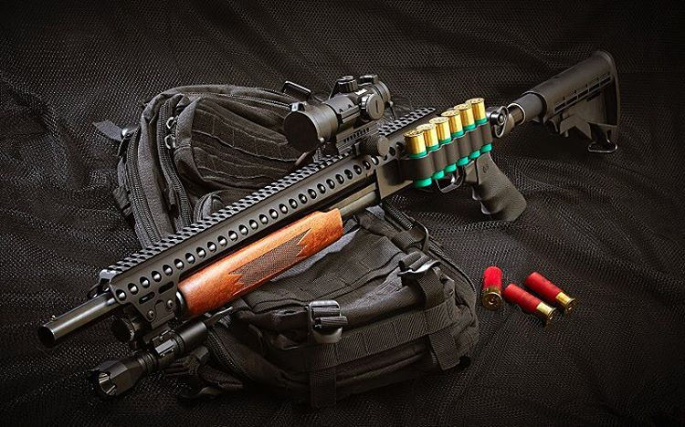 best mossberg and remington