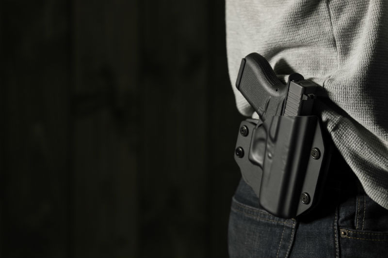 paddle holster ccw options