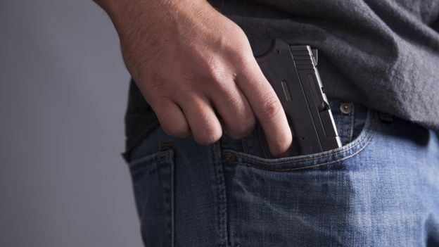 pocket carry gun