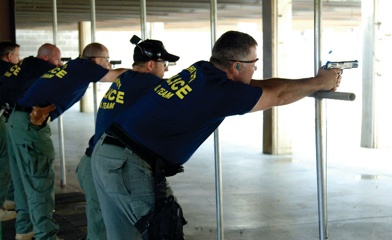 law enforcement smart guns