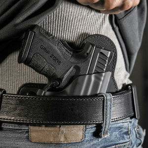 how to remove holster safely
