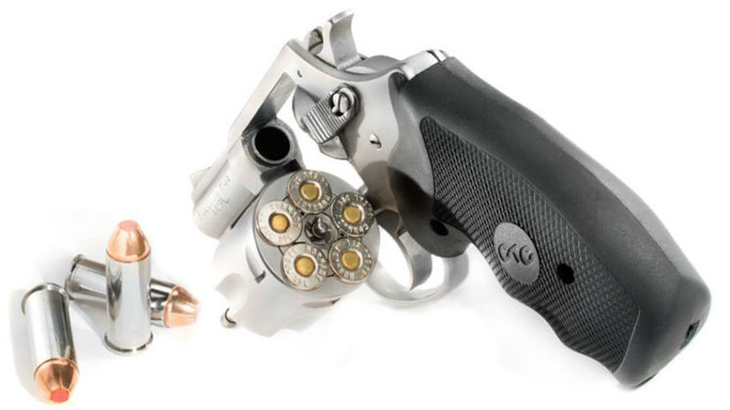 carrying a revolver for self defense