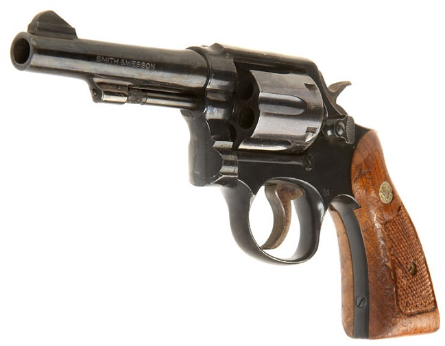 The timeless S&W Model 10 Revolver