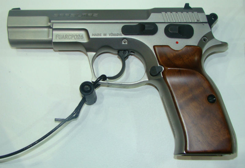 turkish service pistol